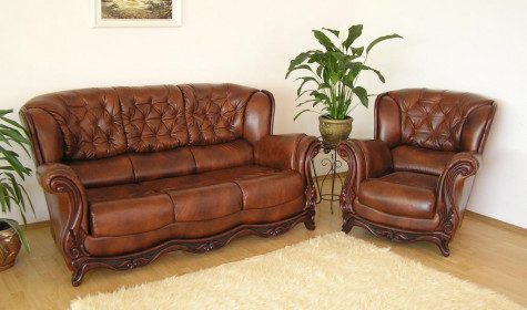 Мягкая мебель шик