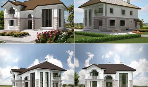 Частное строительство жилья с использованием типовых проектов – за и против