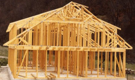 Каркасные дома – новое слово в строительстве