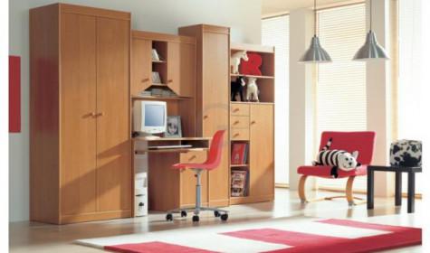 Серийная корпусная мебель