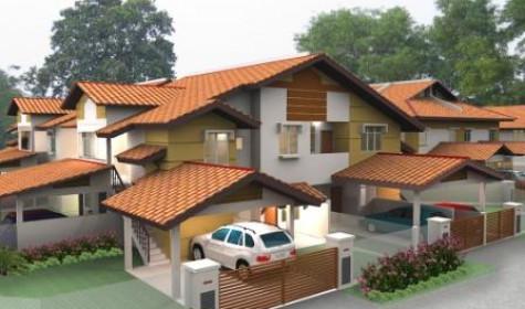 Загородные дома и «строительство под ключ»
