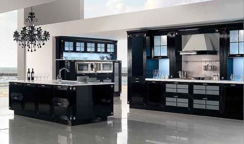 Стильные кухни, понятие о кухонных стилях
