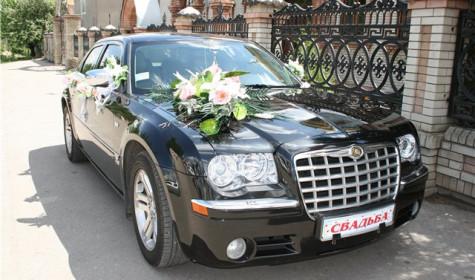 Свадебные хлопоты: арендуем машину