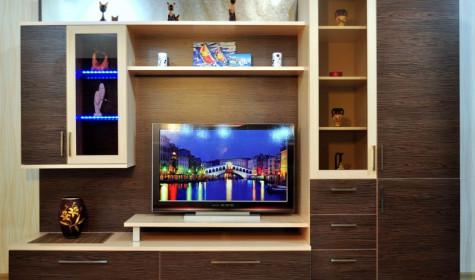 Компания «Бриар» производит корпусную мебель на заказ