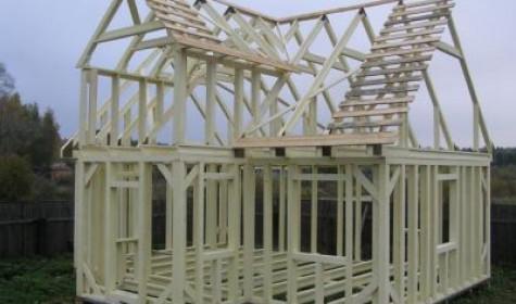 Преимущества технологии каркасных домов