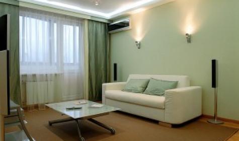 Современная отделка квартиры