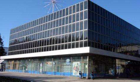 Проектирование и строительство торгового центра