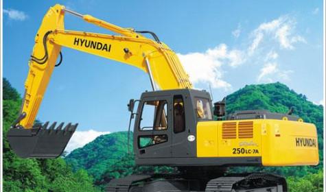 Надежность и функциональность от главной дорожно-строительной техники hyundai