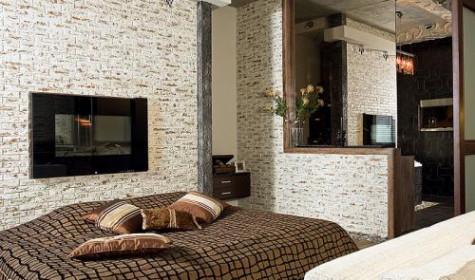 Создаем спальню в стиле лофт