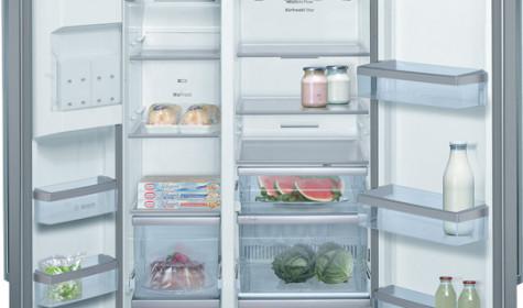Поговорим о холодильниках Bosch