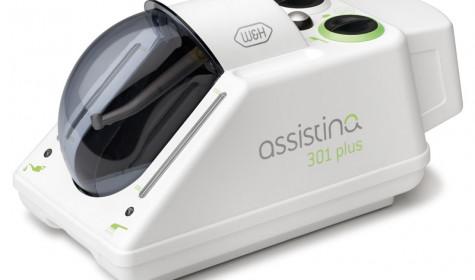 Аппарат для ухода за наконечниками в стоматологии