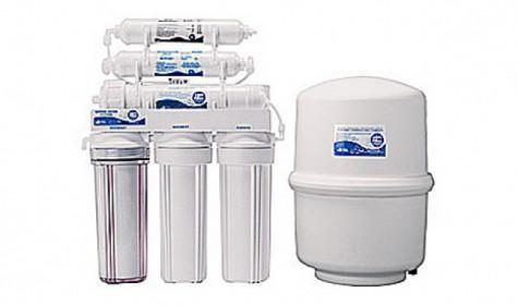 Фильтры для воды с технологией обратного осмоса