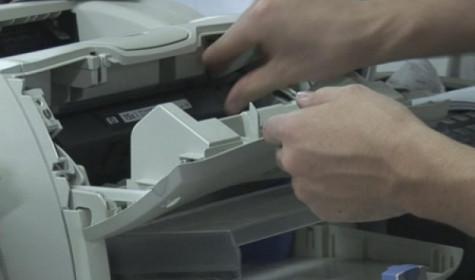 Заправляем принтер!