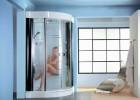 Душевая кабина – идеальное решение для малогабаритной ванной