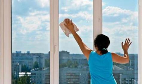 Как ухаживать за металлопластиковыми окнами?