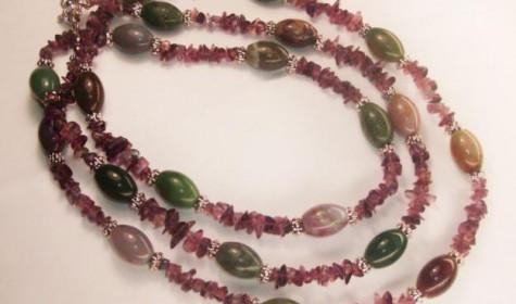 Бизнес по продаже украшений из натуральных камней