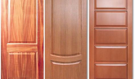 Выбираем входную дверь из дерева