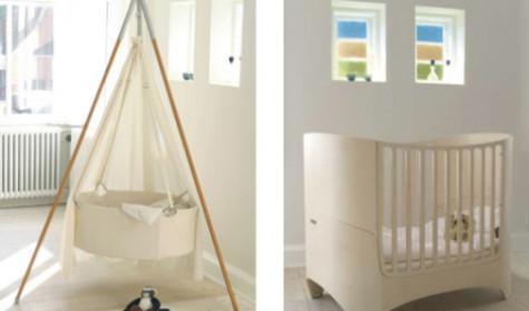 Куда уложить спать ребёнка? Поможет специальная кроватка!