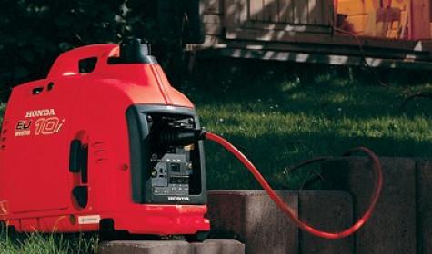 Выбор подходящего генератора для дачи