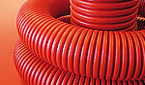 Трубы гофрированные ПНД: основные характеристики и применение