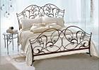 Роскошные сны на кованой кровати