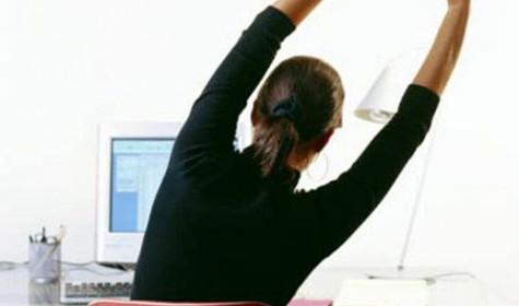 Время рабочего отдыха за компьютером