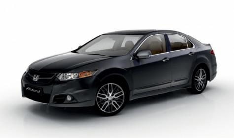 Новая Хонда Аккорд