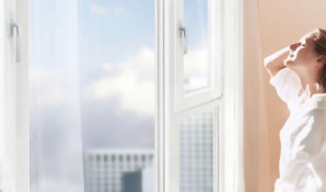 Качественные окна от компании REHAU