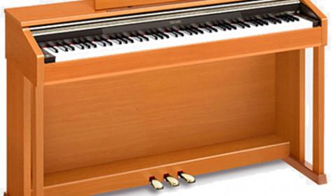 Новое цифровое пианино модельного ряда Casio