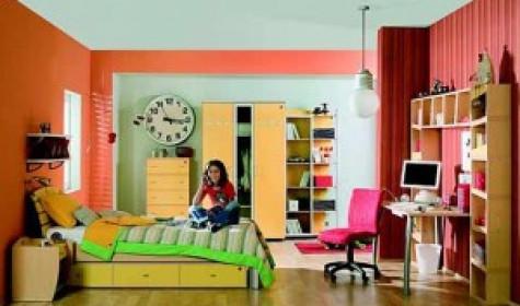 Как правильно оформить комнату подростка?