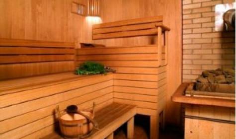 Строительство бани из бруса: преимущества