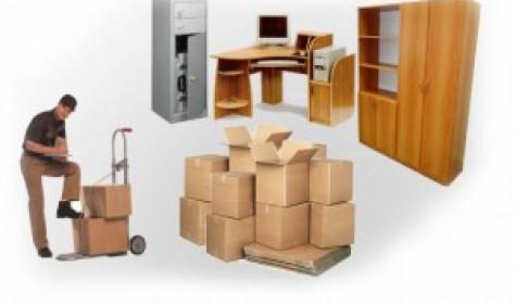 Проведение ремонта в офисе: переезд