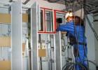 Электромонтажные работы в помещении