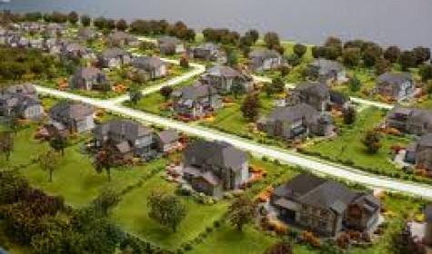 Покупаем загородную недвижимость: коттеджный поселок