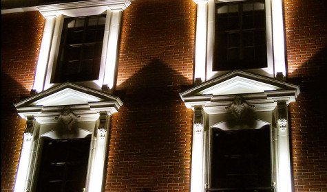Архитектурная подсветка фасадов от Arh-Svet.ru