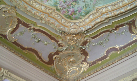 Лепнина из гипса: стильность и красота вашего помещения