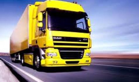 Транспортные услуги: доставка товаров