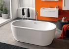 Отдельно стоящие ванны: преимущества и особенности