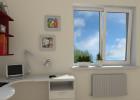 Правильный выбор оконной конструкции для детской комнаты