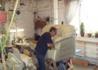 Особенности и нюансы ремонта мягкой мебели