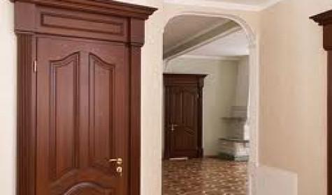 Элитные двери из дуба