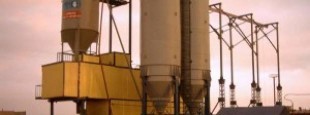 Бетоносмесительная  установка для удаленного строительства